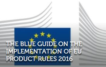"""La versione italiana della """"BLUE GUIDE 2016"""""""